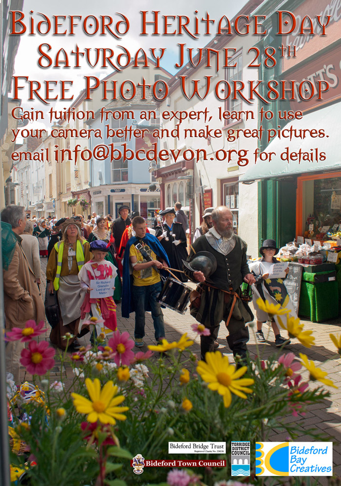 Free Photo Workshops