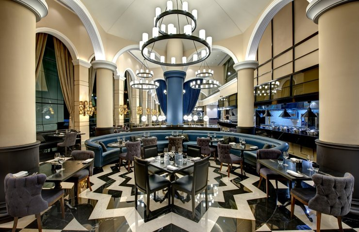 The Great British Restaurant, Dukes the Palm, A Royal Hideaway Hotel