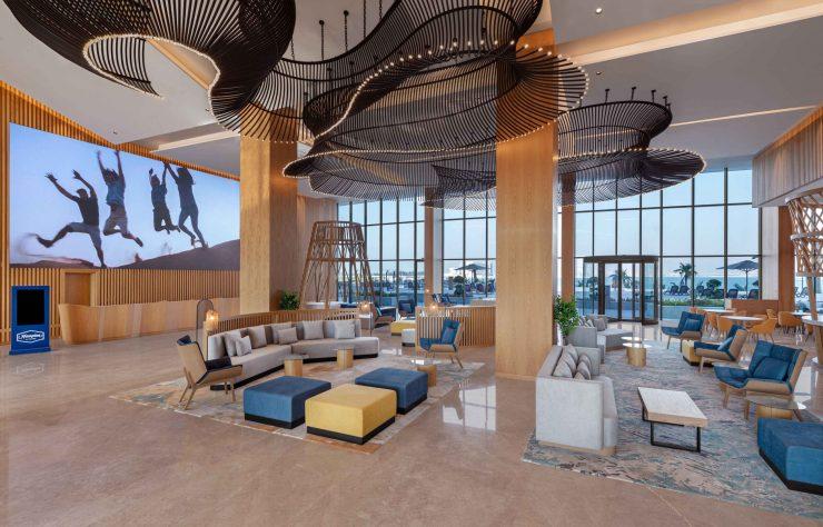 Hampton By Hilton Marjan Island RAK