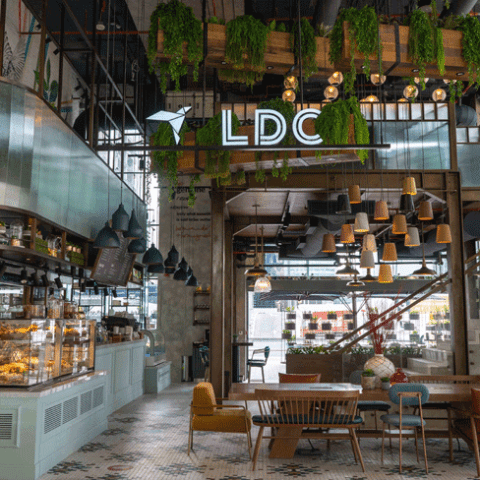 A MEAL VOUCHER FOR FOUR AT LDC KITCHEN + COFFEE, WORTH AED800