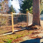 Better Built Construction Cattle Guard Fence