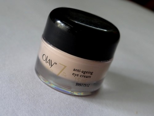 Olay Total Effects 7-In-1 Anti-Ageing Eye Cream Review - Best Olay Products