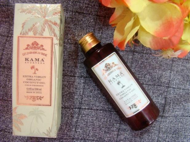 Kama Ayurveda Extra Virgin Organic Coconut Oil Review Photos Price