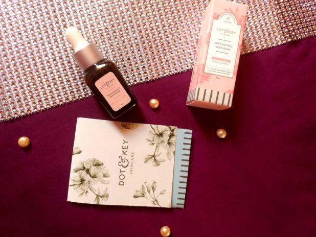 Dot & Key Skin Essentials Night Serum Review Price Photos