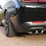 Dodge Challenger Srt Hellcat Cat Back Exhaust System Oval Tips 6 2l Fdom 0635 Billy Boat Exhaust