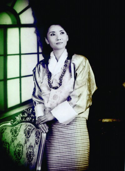 Queen Mother Sangay Choden