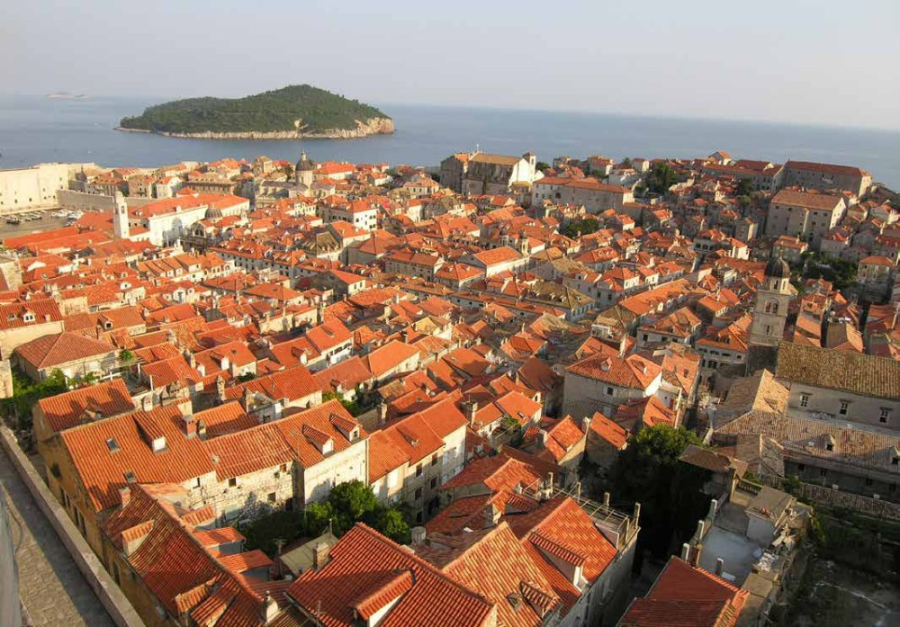 unesco world heritage dubrovnik