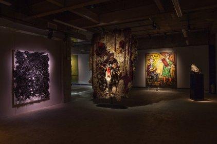 À Rebours (2012) - Adam Lindemann Installation