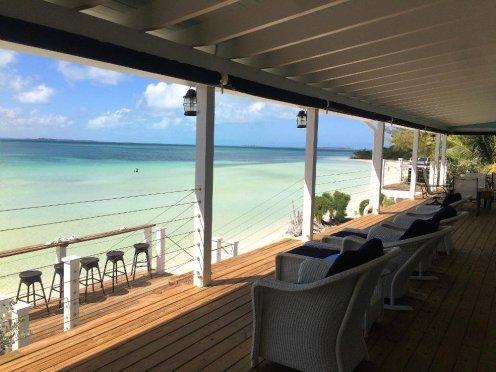 Sea Life Villa veranda