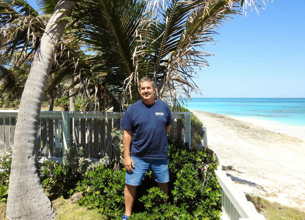 Marty Cash Sea Life Villa Elbow Cay