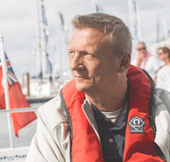 geoff holt mbe accessible oceans