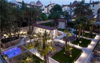 palazzo castri garden