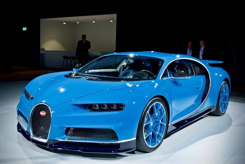 grand basel Bugatti chiron