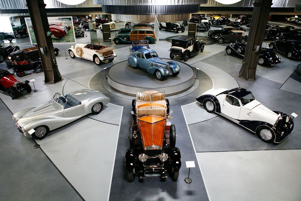 peter mullin french art deco car collection