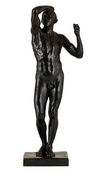 gary snell rodin bronze the age of bronze 1898