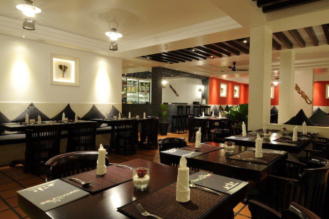 larose suites phnom penh cambodia banana tree restaurant