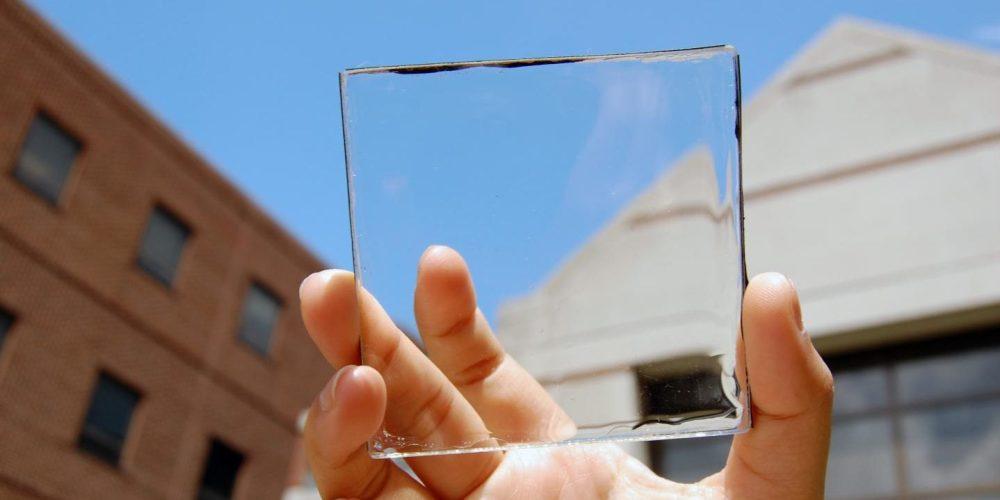 organic solar cells environmental footprint house