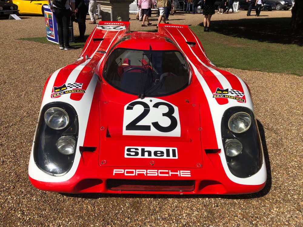 concours of elegance 2020 Porsche 917
