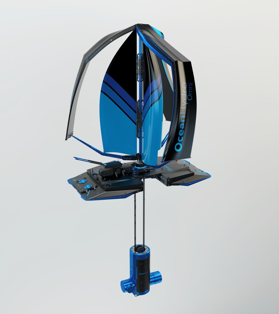 Ocean Hydro Wind prototype