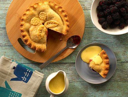 Pies and Lattices