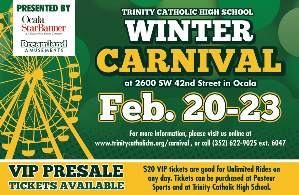 TCHS 2014 Carnival ad | BB Graphics & The Wrap Pros
