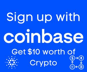 Get $10 worth of Crypto