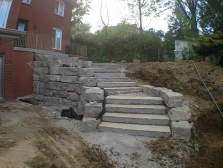 Front Step Design Steps For Home Bancheri Bros | Home Entrance Steps Design | Exterior | Sophisticated | Angled | Bungalow Entrance | Concrete