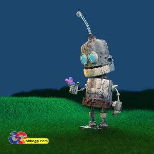 Robot Karakter 3D modelleme Ankara