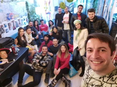 ileri ingilizce konusma kursu Ankara
