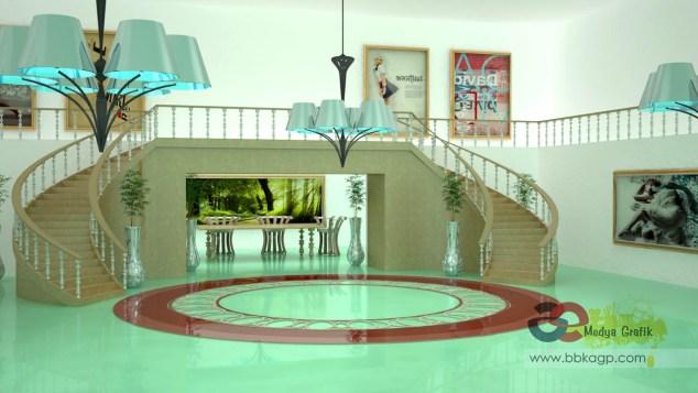 Photorealistic Render Özel Ders Ankara 3D Max Vray