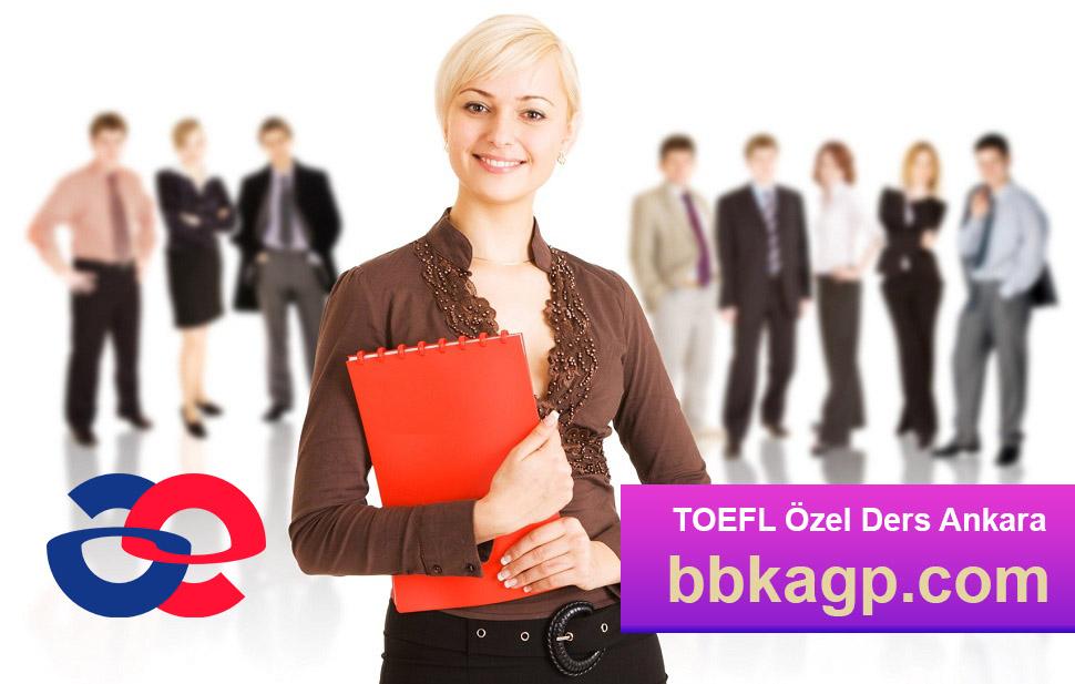 TOEFL ibt Özel Ders Ankara TOEFL Kursu Ankara