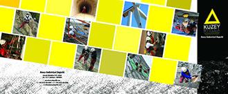 Katalog Tasarimi Grafiker Ankara - Kozey Dagcilik