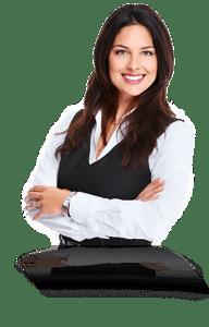 business woman web tasarim