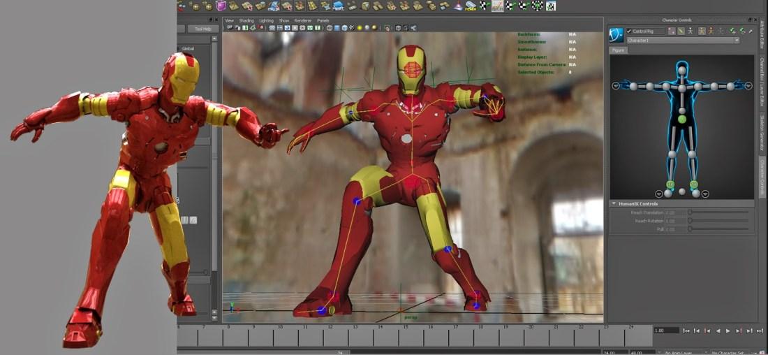 3D Animasyon Rigleme ve Marketin Ankara Photorealistic