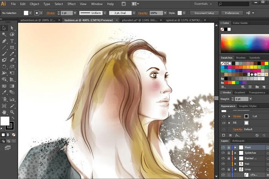 Adobe illustrator Hocası Ankara