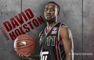 Neuer Deal für David Holston