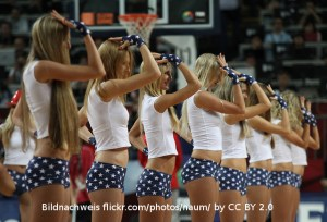 Cheerleader Fiba2