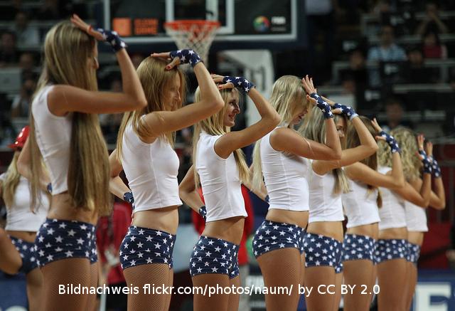Cheerleader Fiba2