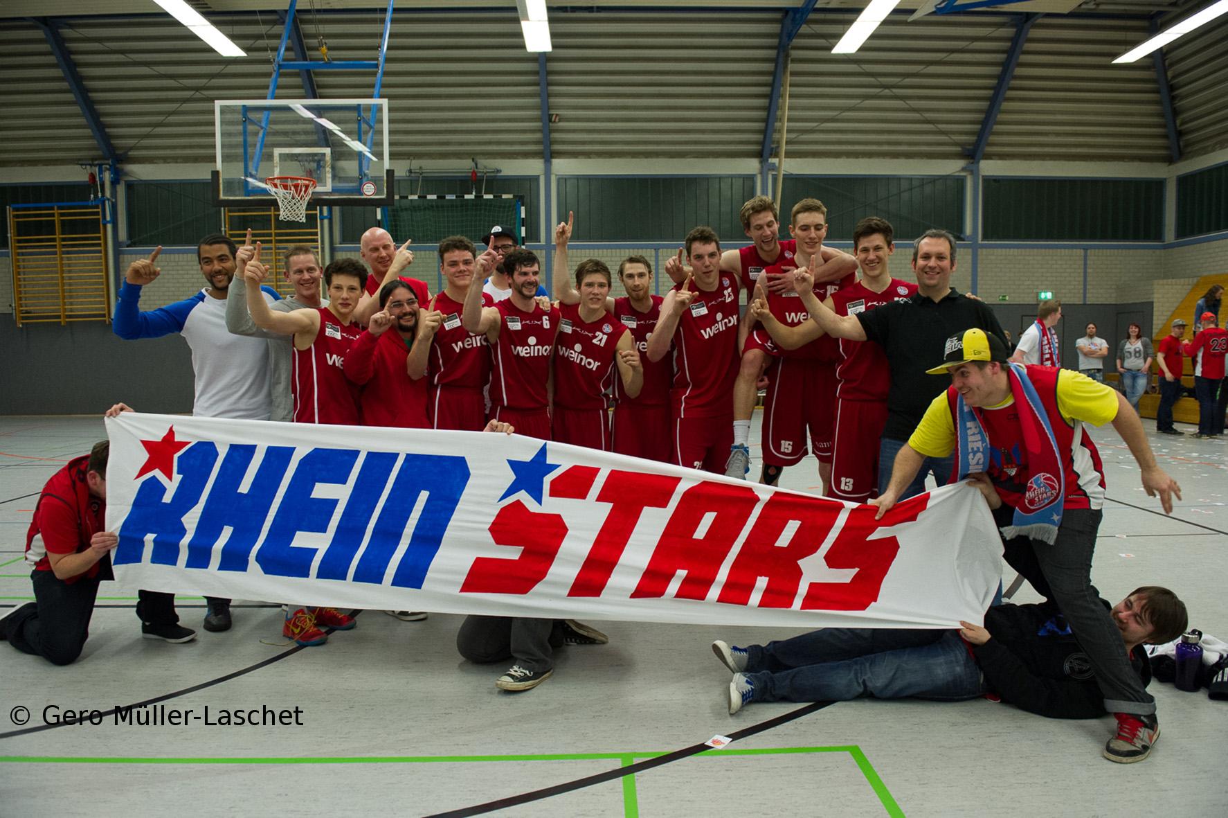 RheinStars Köln erhalten Wildcard für die ProA