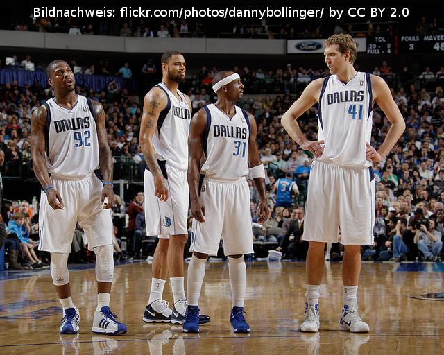 Dallas zerlegt die Wizards
