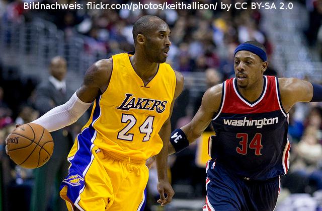 Kobe Bryant Paul Pierce