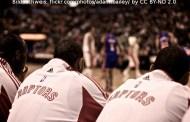 Verletzungsschock bei den Toronto Raptors
