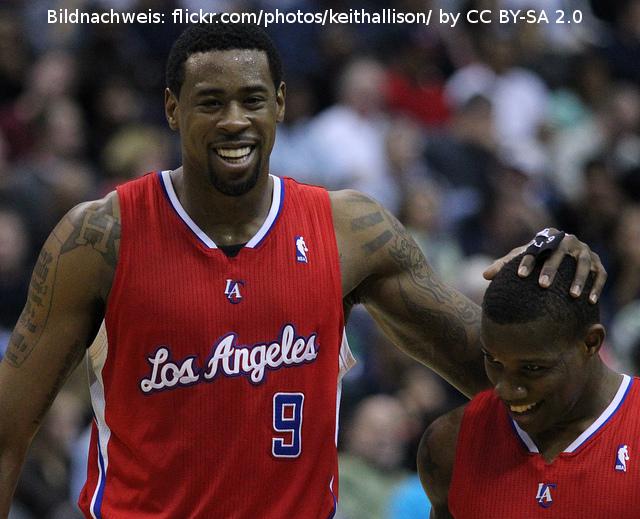 DeAndre Jordan LA Clippers