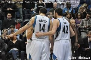 Pekovic Love Timberwolves