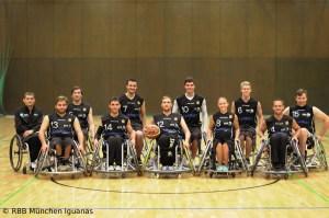 RBB Iguanas München Team
