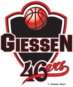 Logo Giessen 46ers