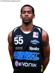 ETB Wohnbau Baskets Essen - Gary Lee Johnson
