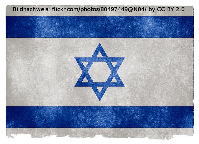Flagge Israel