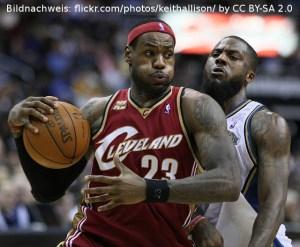 Cleveland Cavaliers - Lebron James