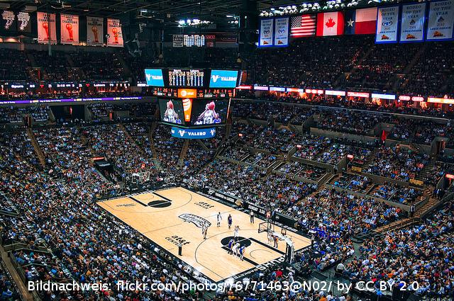 San Antonio Spurs - At&T Center